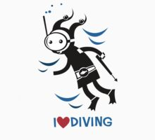 diver Kids Clothes