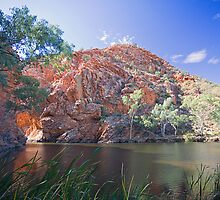 Ellery Creek Big Hole by Richard  Windeyer