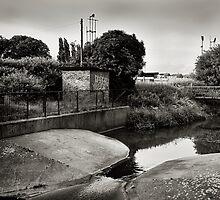 Cornmill Stream by Lea Valley Photographic