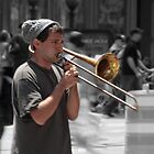 Street Music by Graham Ettridge