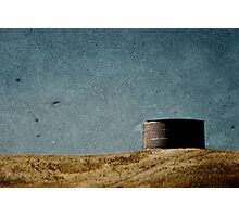 a waterless place Photographic Print