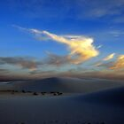 White Sands Sunset #1 by keng612