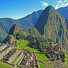 Machu Picchu, Peru by vadim19