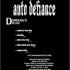 Damiana's Dream (EP) 2009  by Autodef