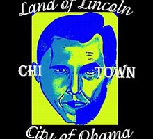 Obama/Lincoln Chi-Town by JimmiVon