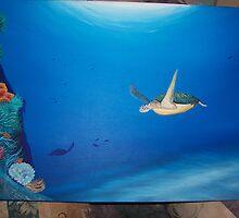 Sea Turtle by ReveBreize