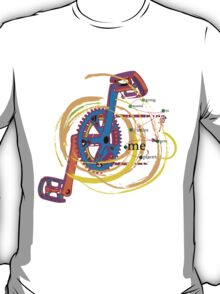 Going round in circles gets me places T-Shirt