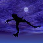 Frog Jump by Okeesworld