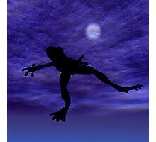 Frog Jump Photographic Print