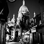 Sacre Coeur by Alex Howen