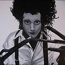 Edward Scissorhands by lins