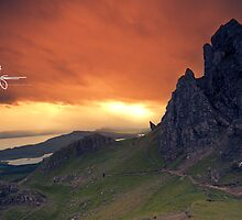 On top of the world by Andreas Stridsberg