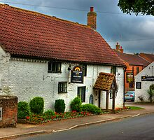 Horsebreakers Arms - Hutton Sessay. by Trevor Kersley