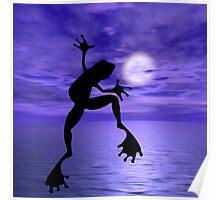 Frog Dance Poster