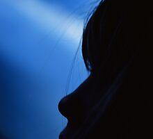 feelin blue by Brandon Brown