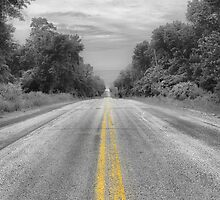 Lonely Road by Jigsawman