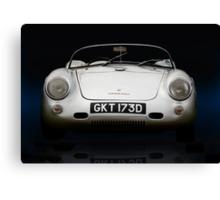 Porsche 550 Spyder Canvas Print