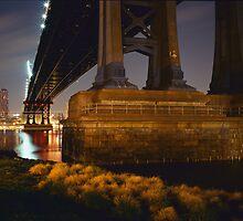 under the bridge by Justin Waldinger