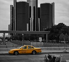 Detroit City by Matthew Bridge-Wilkinson