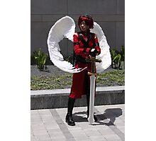 The Noble Angel  Kawaii! Photographic Print