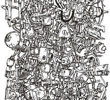 Garbage by edzokuyama