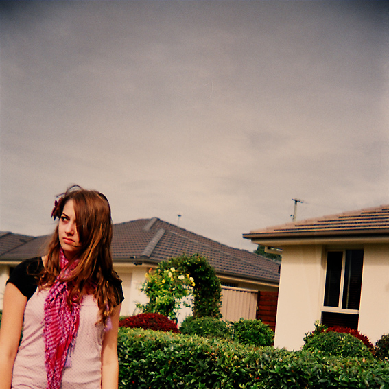 Grey Skies in Suburbia: part one.  by MissMiller