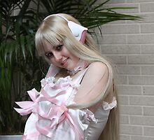 Chi from Chobits  Close-up by Okeesworld