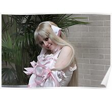 Chi from Chobits  Close-up Poster