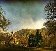 The Kirk by the Hill by Karl Williams