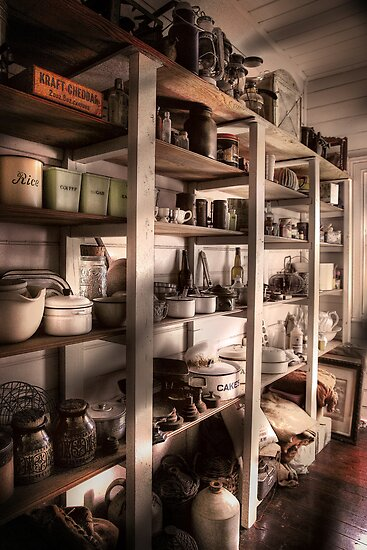 The Pantry by Rosalie Dale