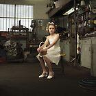 Angel Tayla by Mark Llewellynn