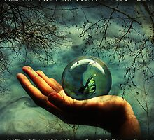 World In Hand by Mindy McGregor