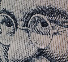 macro from a currency-mahatma gandhi by gopalshroti