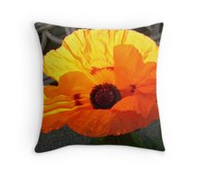 Brand-new poppy Throw Pillow