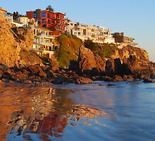 Corona Del Mar Coast by Talo Pinto
