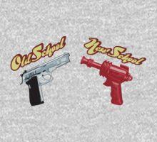 Old Schoo, New school by KillerRed
