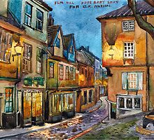 Elm Hill by Hopebaby
