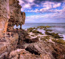 Rocky Morning by widgee76