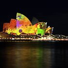 Vivid Sydney by Mark  Hodges