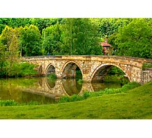 Kirkham Bridge - River Derwent Photographic Print