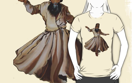 Whirling Dervish by taiche