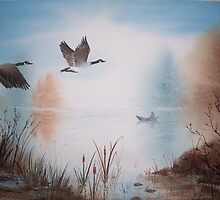 """""""Out of the Mists"""" by Mae Pilon"""