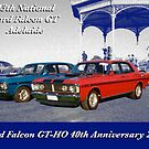 Ford Falcon GTHO 40th Anniversary by Ferenghi