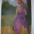 village girl by pugazhraj