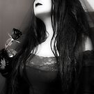 The Bride Wore Black (Gothic Girls) by melmoth