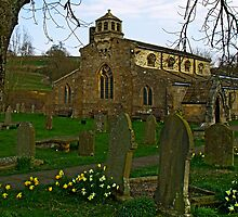 St. Michael and All Angels, Linton by WatscapePhoto