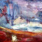 Abstract landscape by Dariusz Gudowicz