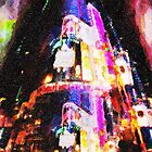 After The Times Left Square by Ted Byrne