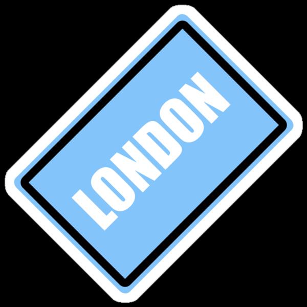 London by AravindTeki