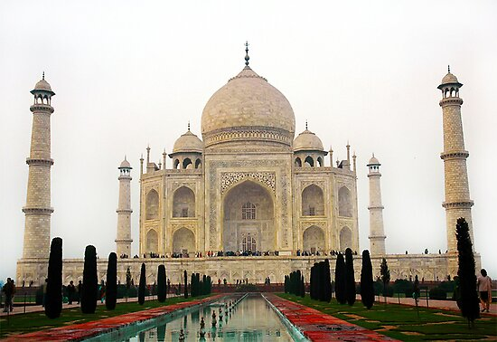 Taj Mahal-The Proud of India by Mukesh Srivastava